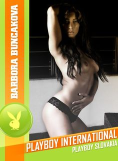 Barbora Buncakova In Playboy Slovakia