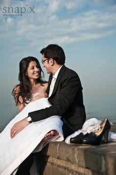 Pre-wedding photoshoot with our amazing couple Mikita & Jaineel.