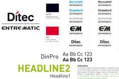 Ditec Entrematic | Corporate Guidelines