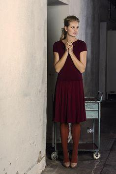 Johanna dress - Nanso by Anna Ruohonen A/W 14