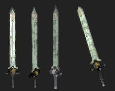 anilchodipilli: sword_lowpoly