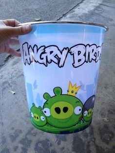 Angry Birds Plastic Trash Can Wastebasket by Angry Birds, http://www.amazon.com/dp/B009G847OC/ref=cm_sw_r_pi_dp_2EACqb091N6SX