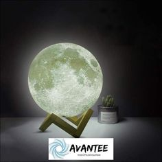 Gadget Watches, Light Touch, Led Night Light, Evolution, 3d Printing, Your Style, Headphones, Usb, Moon