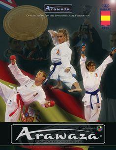 Spanish Karate Federation #arawaza #karate #sports_equipment