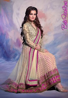 * Diya Mirza Bridal 16006 (Delivery 2/3 Weeks)