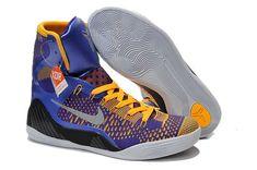 half off 8a56c 41003 1914   Kobe Ix Herr Wolf Laser Lila Orange Grå Vit SE395655UasozzVV Nike  Kids Shoes,