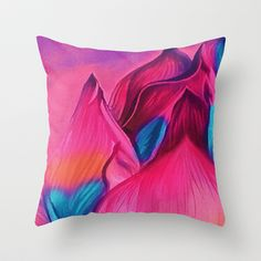 Las tlife int he u niv erse Throw Pillow by ECSTATIC - $20.00