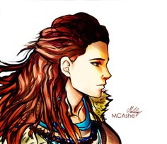 Aloy by MC Ashe