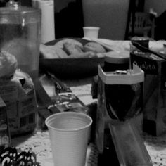 Coffee break!