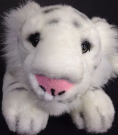 White Begal Tiger Ganz The Heritage Collection Plush Toy 1989 Vintage 21' 54cm | eBay