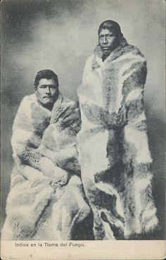 CHILE PUNTA ARENAS INDIOS EN LA TIERRA DEL FUEGO Southern Cone, Australian Aboriginals, Melbourne Museum, Easter Island, Native Americans, Patagonia, South America, Nativity, African