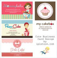 Cute Business Card/Name Card Design