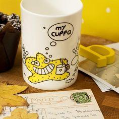'My Cuppa' Mug
