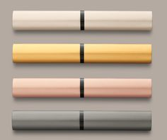 """This all-new Lamy LX (""""Luxe"""") fountain pen features a body made from rose-gold colored anodized aluminum, a rose gold-coated clip, a translucent grey triangular grip section, and"""