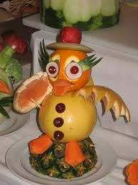 fruit creature