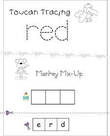 Inspired by Kindergarten: Center Books: Popcorn Words (Sight Words)