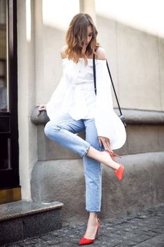 30 Formas Frescas De Usar Denim Este Verano | Cut & Paste – Blog de Moda