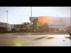 "Veteran Trucker Interview - Song by Rhett Akins ""Driving My Life Away"""