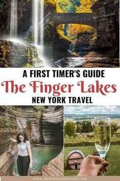 Usa Travel Guide, Travel Usa, Travel Guides, Travel Local, Travel Tips, Amazing Destinations, Travel Destinations, Finger Lakes, United States Travel