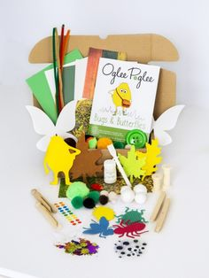 Mostly non candy easter egg basket filler ideas remodelicious 21 alternative easter gifts for babies and toddlers babycentre blog negle Gallery