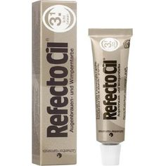 Refectocil Eyelash Tint in Light Brown, for blondes (no more red-brown eyebrows thanks)