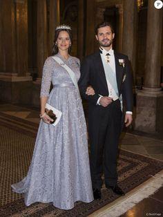 Prince Carl Philip and Princess Sofia of Sweden