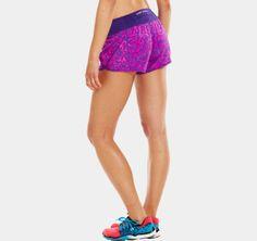Women's UA Get Set Go Printed Shorts