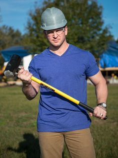Jason Cameron Takes the Sledgehammer to 2014 Blog Cabin