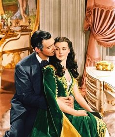 regram @_film_lover_ Gone With The Wind (1939) Clark Gable & Vivien Leigh Directed by Victor Fleming {#Hollywood #Film #Movie #Cinema #Romance #Drama #Gonewiththewind #ClarkGable #VivienLeigh}