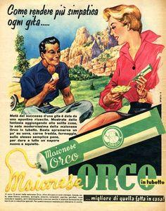 Cosa mangiavamo nei favolosi anni Sessanta