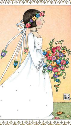 Wedding! Mary Englebreit