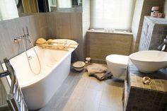 Cozy bathroom!