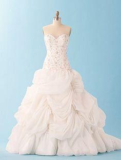 belle disney inspired wedding dresses - Google Search
