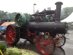 See 3 photos from 42 visitors to Antique Acres. Tractor Pictures, Steam Tractor, Case Tractors, Antique Tractors, Industrial Revolution, Steam Engine, Tow Truck, Old Things, Engineering
