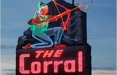 The Corral Houston Hwy, Victoria, TX 77901...it has been there my whole life!