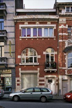 Ixelles - Rue Darwin 63 - BOCHOMS Léon