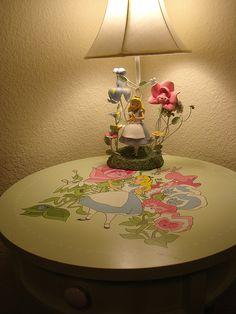 Alice in wonderland baby room decor / Designs Ideas and Photos of ...