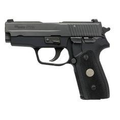 The Sig Sauer P225-A1 9mm semi-auto pistol's Short Reset Trigger brings an exceptional trigger reset that makes follow-up shots a breeze.