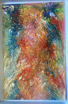 """My new art ~ """" Bird of Paradise""""    All copyrights reserved ~ Shaloo Webster 2014"""
