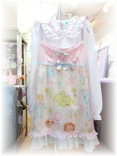 『Nile Perch☆』- Fairy Kei Fashion