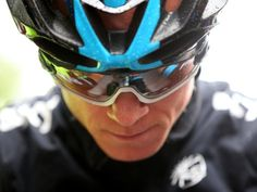 Tour De France Stage Five - Froome took a moment to focus on the job in hand