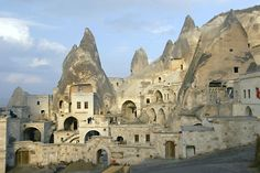 Cave City In Cappadocia high resolution picture. Hart Island, Arlington Row, Cave City, Ottoman, Turkish People, Capadocia, Most Romantic Places, Medieval Town, Stock Pictures
