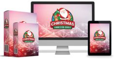 Christmas Commission Bundle is nothing short of a massive and uncommon giveaway. 15 of the best digital products for less the price of one