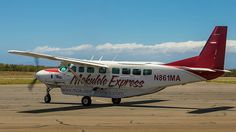 Mokulele Airlines Cessna 208B Grand Caravan at Molokai Airport by mutrock, via Flickr