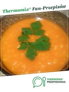 Zupa pomidorowa z ryżem jest to przepis stworzony przez użytkownika annajedrzejczyk. Ten przepis na Thermomix® znajdziesz w kategorii Zupy na www.przepisownia.pl, społeczności Thermomix®. Sides For Chicken, Low Carb Side Dishes, Cantaloupe, Curry, Veggies, Pudding, Fruit, Easy, Desserts