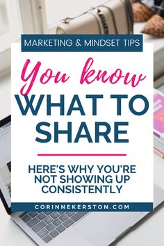 Do you show up every day in your business? Or do you let fear hold you back from marketing your message? If so, this post is for YOU. Let's work on changing your mindset to help you gain confidence and overcome doubt. Your business and clients need to hear your message, so learn why you're holding back and get tips and strategies to help better understand and share your message.  CorinneKerston.com #businesstips #mindsettips #mindset #confidence #womeninbusiness #marketing How To Gain Confidence, Confidence Building, Think Of Me, Things To Think About, Do You Feel, How Are You Feeling, Show Up, Change Your Mindset, Stronger Than You