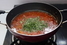 How to Make Indian Lentil Soup. A hearty, tasty lentil soup made with Indian influenced spices. Rinse and drain the lentils. Place the lentils in the colander and rinse them well under a cold tap. Puy Lentil Recipes, Indian Lentil Soup, Grubs, Main Meals, Lentils, Bon Appetit, Chowder, Stew, Salads