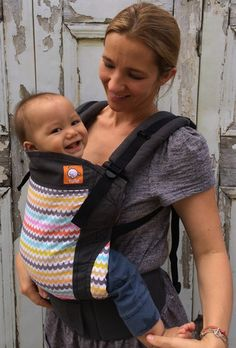 Tula Baby Carrier - Scallops