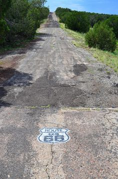 old Route 66, Arizona