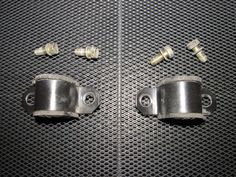 94 95 96 97 98 99 Toyota Celica OEM Convertible Rear Stabilizer Bar Mount Set
